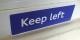 Eigentlich müsste Frankreichs Linke nur diesem Schild folgen... Foto: Sunil060902 / Wikimedia Commons / CC-BY-SA 3.0