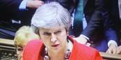 Theresa May hat völlig den Bezug zur Wirklichkeit verloren. Langsam wird es bedenklich. Foto: ScS EJ