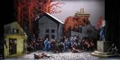 Kann Kunst nationale Traumata bewältigen? Der Freischütz wird die Antwort geben... Foto: Opéra National du Rhin / Klara Beck