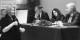 Wally Bonvicini, Oscar Lancini, Brigitte Vitale et Sergio Bramini lors de cette conférence qui pourrait s'avérer historique. Foto: privée