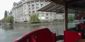 Il y a des terrasses formidables à Strasbourg. A condition d'être très patient. Foto: EJ