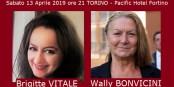 Brigitte Vitale e Wally Bonvicini - due figure eminenti del mondo associativo. Foto: EJ 2019