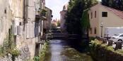 Croatie : la rivière Gradna à Samobor  Foto: Robert Majetic / Wikimédia Commons / CC-BY-SA 2.0Gen