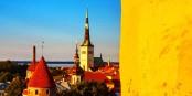 Tallin, capitale mondiale de la numérisation  Foto: Etienne André /Wikimédia Commons/CC-BY-SA 2.5Gen
