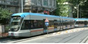 Le tram d'Istanbul  Foto: Radomil /Wikimédia Commons/ CC-BY-SA 3.0Unp