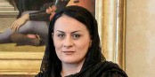 Zorica Zaeva, l'épouse du Premier ministre de Macédoine du Nord  Foto: Vlada na Republika Makedonia /Wikimédia Commons/ CC-BY-SA PD