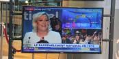 Erstaunlich, dass die französischen Wählerinnen und Wähler der rechtsextremen Marine Le Pen immer wieder auf den Leim gehen. Beunruhigend. Foto: Eurojournalist(e) / CC-BY-SA 4.0int