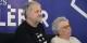 Simone Polak avec Georges Yoram Federmann  Foto : Kai Littmann/Eurojournalist.eu