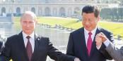 Vladimir Putin e Xi Jinping. Foto: Roberto Stuckert/Filho / Agencia Brasil / Wikimedia Commons / CC-BY-SA 3.0br