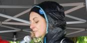 """La capitaine du bateau de sauvetage """"Seawatch 3"""" Pia Klemp encourt 20 ans de prison en Italie pour """"aide à l'immigration"""". Foto: Asurnipal / Wikimedia Commons / CC-BY-SA 4.0int"""