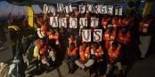 Begreifen die italienischen und europäischen Politiker nicht, dass es hier um Menschenleben geht?!? Foto: sea-watch.org