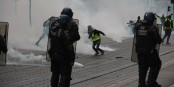 """Der Bewegung der """"Gelbwesten"""" geht die Puste aus - die Franzosen haben keine Lust mehr auf Randale. Foto: Eurojournalist(e) / CC-BY-SA 4.0int"""