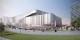 Noch eine Nummer größer - das Arena-Projekt von SIG Strasbourg im Stadtteil Wacken.  Foto: Chabanne et Partenaires Architecte