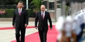 Les occidentaux cherchent à désavour Vladimir Poutine qui lui, développe pendant ce temps la coopération avec la Chine et les états BRICS. Foto: Kremlin.ru / Wikimedia Commons / CC-BY-SA 3.0