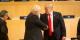 """""""Die Stunde der ?Komödianten"""" oder """"Boris und Donald erfinden die Welt neu""""... Foto: The White House, Washington, DC / Wikimedia Commons / PD"""