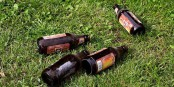 """Das diesjährige Neonazi-Festival """"Schild und Schwert"""" gleich dem Jahrestreffen der Anonymen Alkoholiker... Foto: Santeri Viinamäki / Wikimedia Commons / CC-BY-SA 4.0int"""