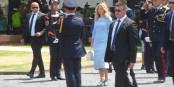 """Zuzana Caputova, la nouvelle Présidente slovaque le jour de son """"intronisation"""", avec ses fantaisistes préférés  Foto: Matej Grochal/WikimédiaCommons/CC-BY-SA 4.0Int"""