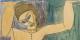 Cariatide, de Modigliani. La Grèce à bout de bras ?  Foto: Bonhams/Wikimédia Commons/ PD