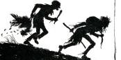 Les voleurs de poule au gouvernement  Foto : Gallica/Rackham/Wikimédia Commons/CC-BY-SA PD