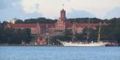 """Le prix de la rénovation du voilier-école """"Gorch Fock"""" est passé de 10 à 130 millions euros - une des nombreuses casseroles d'UVDL... Foto: Soenke Rahn / Wikimedia Commons / CC-BY-SA 3.0"""