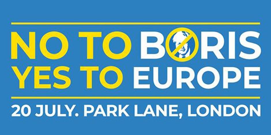 Am liebsten würde man am Samstag in London mitmarschieren, aber all das könnte zu spät sein... Foto: https://marchforchange.uk