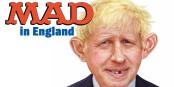 What? Me worry? C'est ainsi que voit le magazine DER SPIEGEL l'évolution en Grande Bretagne. Foto: DER SPIEGEL (extrait du titre actuel)
