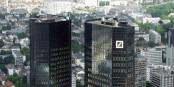La Deutsche Bank enregistre des pertes pharaoniques. Et on prend les paris – à la fin, ce sera le contribuable qui paiera l'ardoise, comme d'habitude. Mais ce système ne pourra pas perdurer. Foto: © Raimond Spekking / CC-BY-SA 4.0 via Wikimedia Commons