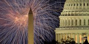 Of course, 4th of July will be celebrated today in Washington, D.C. But not in Europe anymore... Foto: U.S. Capitol / Wikimedia Commons / PD