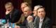 Ergeht es Jörg Meuthen (links) genauso wie zuvor Bernd Lucke (rechts)? Als Parteichef vom Hof gejagt? Foto: © Robin Krahl CC-BY-SA 4.0int /  Source: Wikimedia Commons