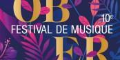 Beim Musikfestival in Obernai vereint sich alles, was das Elsass so lebenswert macht... Foto: Veranstalter