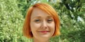 Les jeunes militants (pas tous), un espoir pour l'Europe à venir : par exemple Malgorzata Tracz, présidente des Verts polonais Foto: Elzbieta Holowenko/Wikimédia Commons/CC-BY-SA  3.0Unp