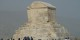 La tombe du grand Roi de Perse Cyrus II qui, au 6ème siècle avant J-C,  a libéré les Hébreux de leur captivité babylonienne. J'dis ça, j'dis rien. Foto: Darafsh Kaviyani/Wikimédia Commons/CC-BY-SA 3.0Unp