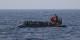 85 personnes  sauvées d'une mort certaine - d'autres n'avaient pas cette chance-là. La honte de l'Europe. Foto: www.seawatch.org