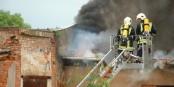 Quand les pompiers doivent ranger derrière des garnements... Foto: saikimecky / Wikimedia Commons / CC-BY 2.0