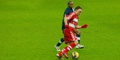 "Der bislang erfolgreichste Spieler der ""Franch Connection"" beim FC Bayern München - Franck Ribéry. Foto: André Zehetbauer, Schwerin, Germany / Wikimedia Commons / CC-BY-SA 2.0"
