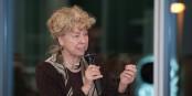 Die neue Hoffnungsträgerin der SPD - Gesine Schwan (76). Foto: Heinrich-Böll-Stiftung / Wikimedia Commons / CC-BT-SA 2.0