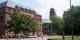 """Das KG1 der Uni Freiburg. Eine Universität von Weltruf, aber zur nationalen """"Exzellenz-Universität"""" hat es nicht gereicht... Foto: Chalco / Wikimedia Commons / PD"""
