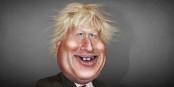 """""""What? Me worry?""""... Boris Johnson hätte sich seinen Trip nach Berlin und Paris auch schenken können... Foto: DonkeyHotey / Wikimedia Commons / CC-BY 2.0"""