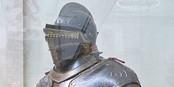 Le heaume de Henry VIII, un autre agité du bocal anglais  Foto: Matthew Bisanz/Wikimédia Commons/CC-BY-SA 4.0Int