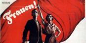 Femmes !  Une affiche du SPD en 1919  Foto: FEbertSt-Kirchbach/Wikimédia Commons/CC-BY-SA PD