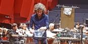 Void, de Rebecca Saunders, par l'O N Metz et des membres des Percussions de Strasbourg   Foto: marcchaudeur