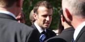 Emmanuel Macron wird auch dieses Mal in Strassburg nur handverlesene Anhänger treffen. Und der Verkehr wird kollabieren. Foto: Eurojournalist(e)