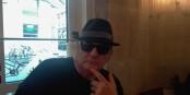 Blues Brother ? Non, l'auteur Philippe Loubry... Foto: eurojournalist(e)