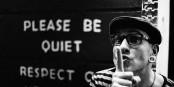 Dans le débat concernant les violences faites aux femmes, le mieux que les hommes puissent faire, c'est de se taire. Foto: Benjamin Balasz / Wikimedia Commons / CC0 1.0