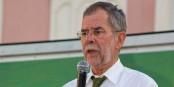 Le Président écologiste de la République autrichienne, Alexander van der Bellen   Foto: Christian Jansky/Wikimédia Commons/CC-BY-SA 3.0Unp