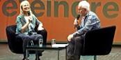 Françoise Nyssen et Jean-Luc Fournier de retour de Waikiki aux Bibliothèques idéales  Foto : marcchaudeur/CC-BY-SA/ eurojournalist