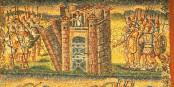 Les murailles de Jericho : elles tomberont !  Foto : Unkn. /Wikimédia Commons/CC-BY-SA/ PD