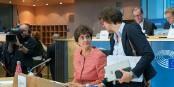 Lief nicht so gut für Sylvie Goulard - mit 82 zu 29 Stimmen wurde sie als EU-Kommissarin für den Binnenmarkt abgelehnt. Foto: European Parliament from EU / Wikimedia Commons / CC-BY 2.0