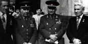 Samand Siyabendov (à droite) était l'un des héros kurdes dans la lutte contre les nazis. Trump s'est encore trompé. Foto: Kurdşexli / Wikimedia Commons / PD