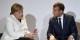 Viel Zeit zum Reden bleibt nicht - Angela Merkel und Emmanuel Macron müssen nun liefern. Foto: Presidential Administration of Ukraine / Wikimedia Commons / CC-BY-SA 4.0int